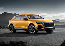 Audi, in arrivo Q4 e Q8. C'è la conferma ufficiale