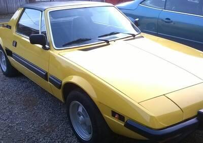 X1/9 prima serie -stupenda d'epoca del 1973 a Druento d'epoca