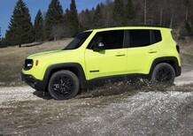 Jeep Renegade Upland, più offroad per la Renegade
