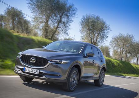Mazda CX-5 2017: vettura umanocentrica [Video primo test]
