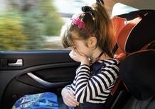 Mal d'auto? Ecco come evitarlo