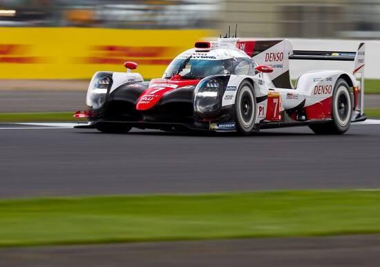 WEC 2017, 6 Ore di Silverstone: pole per Toyota