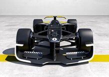 Renault R.S. 2027 Vision, la Formula 1 tra 10 anni