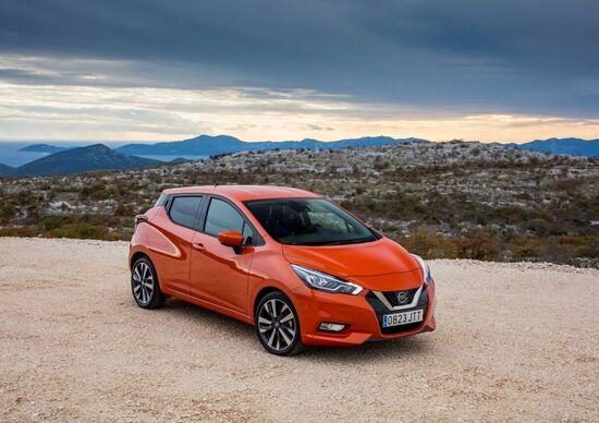 Nissan Micra, adesso anche per neopatentati