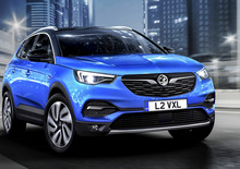 Opel Grandland X, la famiglia X si allarga