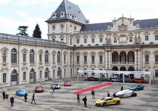 Salone dell'Auto di Torino 3° edizione dal 7 all'11 giugno
