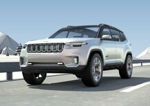 Jeep Yuntu Concept, la prima Jeep ibrida