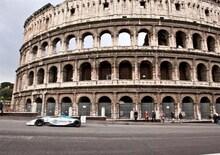 Formula E, via libera all'ePrix di Roma