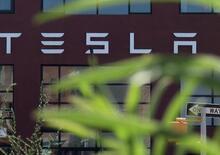 Tesla: al lavoro in bicicletta