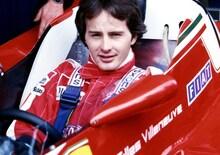 F1: Gilles Villeneuve, la mostra a Milano a 35 anni dalla scomparsa