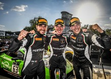 Super Trofeo, Spinelli-Granier trionfano a Monza. Lamborghini al comando anche della GT series