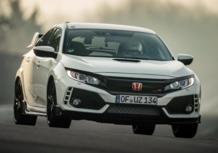 Honda Civic Type R, nuovo record al Nurburgring [video]