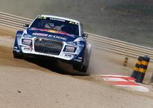 Mondiale Rallycross. A Ekstrom (Audi) anche il Portogallo