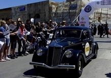 101^ Targa Florio Classica: vincono Giovanni Moceri e Valeria Dicembre