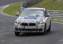 BMW X2, al Ring i collaudi per la nuova X
