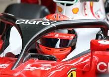 Formula 1: addio all'Halo per il 2018