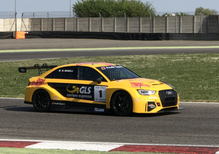 Audi RS3 LMS, la sedan 'cattiva' per i campionati TCR [Video primo test]