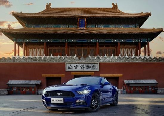 Ford Mustang, la sportiva più gettonata del 2016