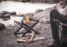 Kamoto Open Fire Pit, la griglia perfetta per il campeggio