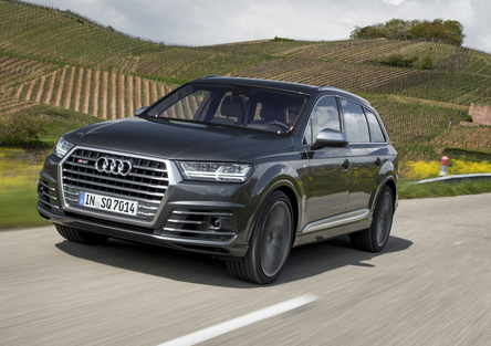 Audi SQ7 | Test drive #AMboxing