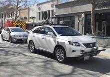 Apple Car, test del software per la guida autonoma in California