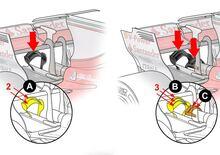 F1, GP Russia 2017: le novità tecniche della Ferrari