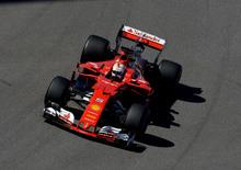 F1, GP Russia 2017, FP3: Vettel al top