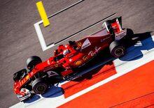 F1, GP Russia 2017, Vettel: «Macchina fenomenale oggi»
