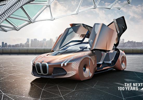 BMW iNext, a Dingolfing la produzione delll'ammiraglia autonoma