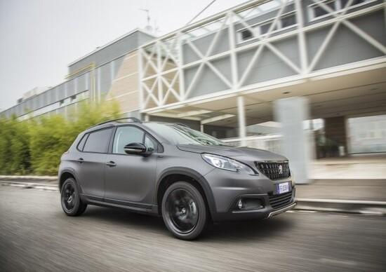 Peugeot 2008 Black Matt, ecco la nuova top di gamma