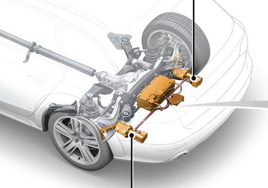 Audi, il futuro delle sospensioni si chiama eROT