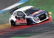 Mondiale Rallycross. Ekstrom (Audi), e Fanno 3